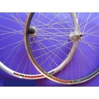 Τροχοί ποδηλάτου AIR–LINE ΔΙΑ ΜΤΒ ΣΠΟΡ-CITY No24x175-190-26×175-190 – 28χ1-4-700-28
