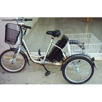 Sp-e-Bikes CARRIER IIΙ