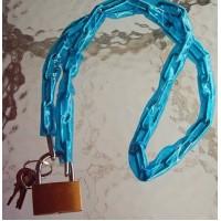 Κλειδαριά Αλυσίδα με λουκέτο