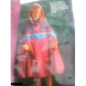 Αδιάβροχο ποδηλάτη παιδικό μέγεθος S.