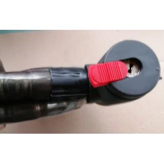 Κλειδαριά ασφαλείας μοτο 1. 5 μέτρα