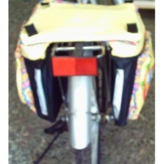 Σάκοι ποδηλάτου τριπλοί σχάρας