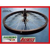"""Τροχοί ποδηλάτου βμχ Free Style Alex No 20"""" αλουμινίου ενισχυμένοι δίπατοι"""